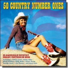 50 Country Number Ones [2CD]