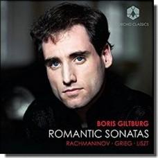 Romantic Sonatas [CD]