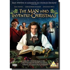 The Man Who Invented Christmas [DVD]