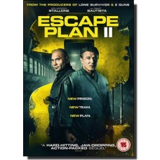 Escape Plan II [DVD]