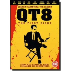 QT8: Quentin Tarantino: The First Eight [DVD]