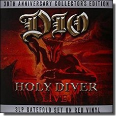 Holy Diver Live [30th Anniversary Red Vinyl] [3LP]
