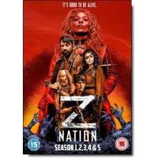 Z Nation: Seasons 1-5 [20DVD]