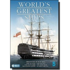 World's Greatest Ships [2DVD]