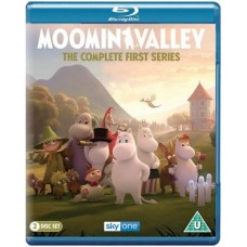 Moominvalley: The Complete First Series [2x Blu-ray]