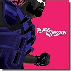 Peace Is the Mission [CD]