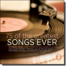 75 of the Greatest Songs Ever [3CD]