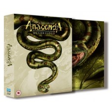 Anaconda 1-4 [4x Blu-ray]