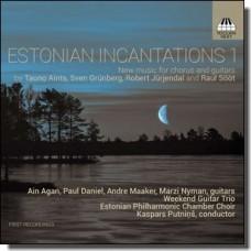 Estonian Incantations 1 [CD]