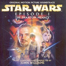 Star Wars: Episode I - The Phantom Menace [CD]