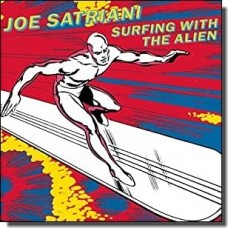 Surfing With the Alien [CD]