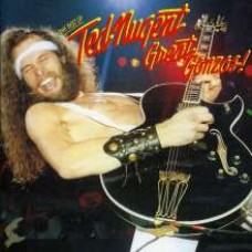 Great Gonzos! - The Best of Ted Nugent [CD]