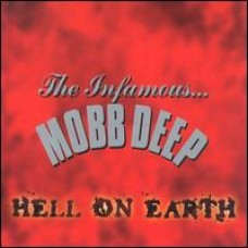 Hell On Earth [CD]
