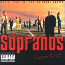 Sopranos: Peppers and Eggs [2CD]