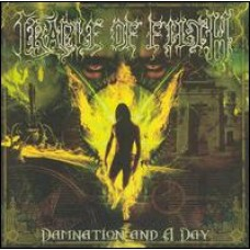Damnation and A Day [CD]