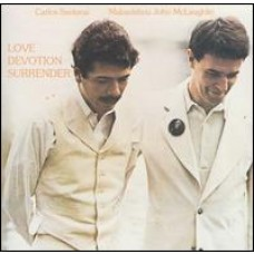 Love Devotion Surrender [CD]