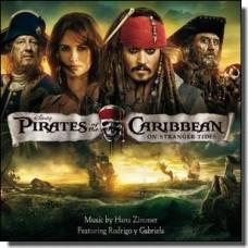 Pirates of the Caribbean 4: On Stranger Tides [CD]