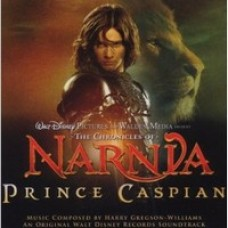 The Chronicles of Narnia: Prince Caspian [CD]