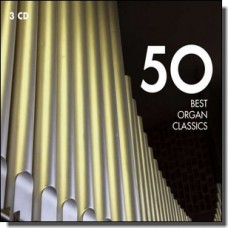 50 Best Organ Classics [3CD]