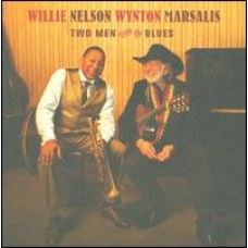 Two Men with the Blues [CD]