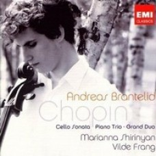 Cello Sonata, Piano Trio, Grand Duo [CD]
