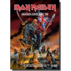 Maiden England '88 [2DVD]