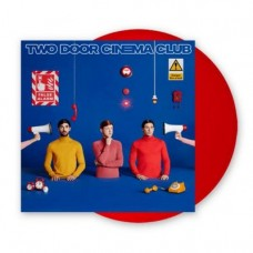 False Alarm [Red Vinyl] [LP+DL]