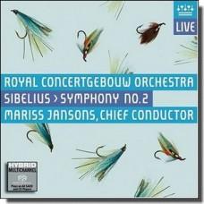 Sibelius: Symphony 2 [CD]