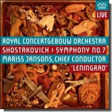 Shostakovich: Symphony 7 [CD]