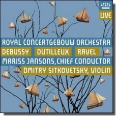 Debussy: La Mer [CD]