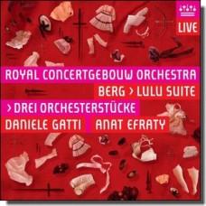 Berg: Lulu Suite / 3 Orchesterstücke [CD]