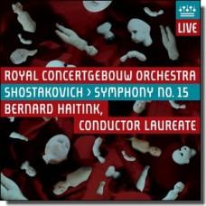 Shostakovich: Symphony 15 [CD]