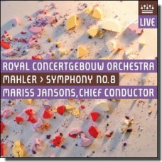 Mahler: Symphony 8 [CD]
