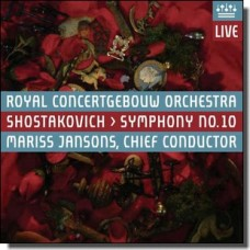 Shostakovich: Symphony 10 [CD]