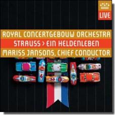 Strauss: Heldenleben [CD]