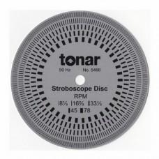 Tonar Aluminium Stroboscope Disc