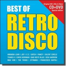 Best of Retro Disco [CD+DVD]
