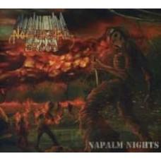 Napalm Nights [CD]
