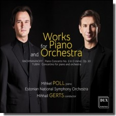 Works for Piano and Orchestra [CD]
