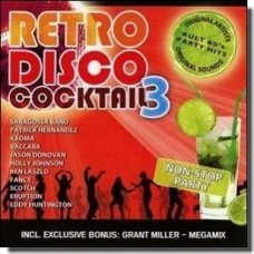 Retro Disco Cocktail 3 [CD]