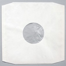 "12"" Polylined Inner Record Sleeves (pack of 10)"