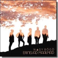 Erinevad maailmad [CD]
