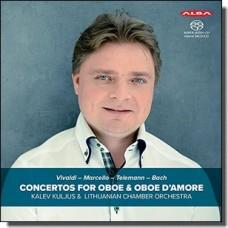 Concertos for Oboe & Oboe D'Amore [Hybrid SACD]