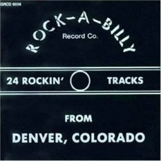 Rock-a-Billy Record Co. [CD]