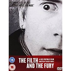 The Filth And The Fury - A Sex Pistols Film [DVD]