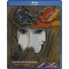 David and Bathsheba [Blu-ray Audio+SACD]