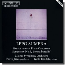 Musica tenera | Piano Concerto | Symphony No. 4 [CD]