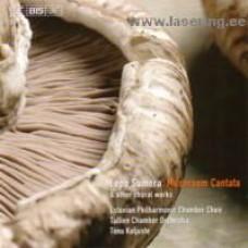 Mushroom Cantatas [CD]