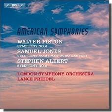 American Symphonies [Super Audio CD]