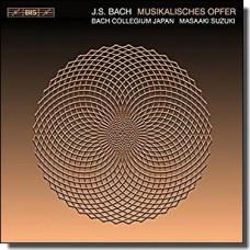 Ein Musikalisches Opfer BWV 1079 [Super Audio CD]